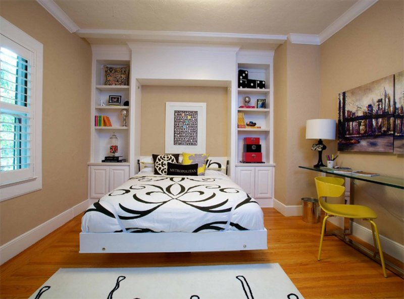 4 Murphy Bed Ideas to Save Space in Your Bedroom