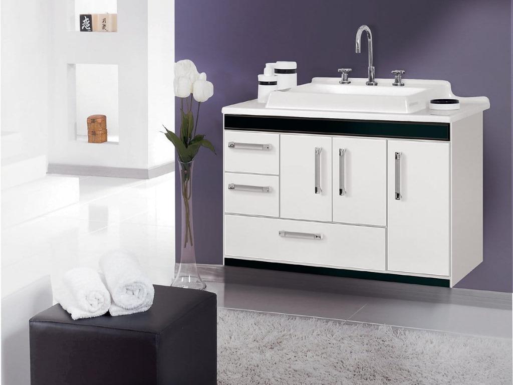 The Basics of Bathroom Vanity Units