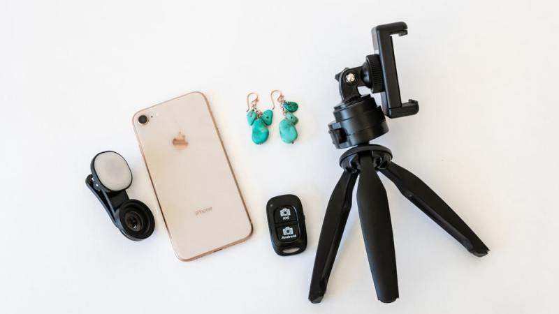 A quick guide to turn your smartphone into a professional camera