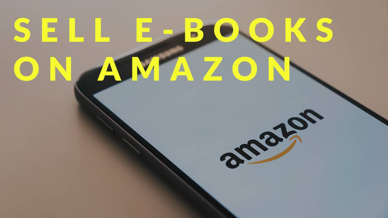 HOW TO MAKE MONEY BY SELLING BOOKS ON AMAZON