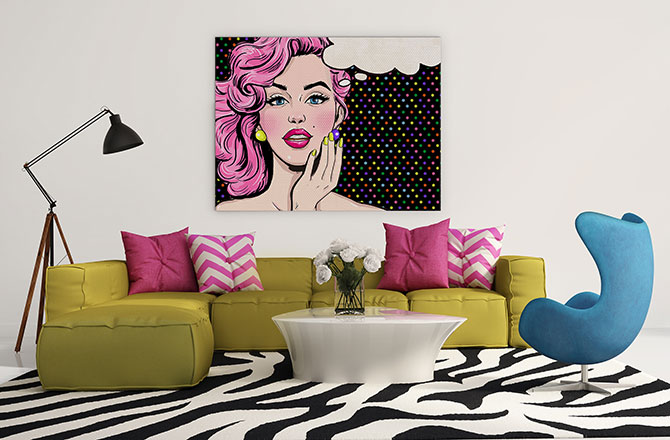 Why Are Canvas Prints Trendy These Days?