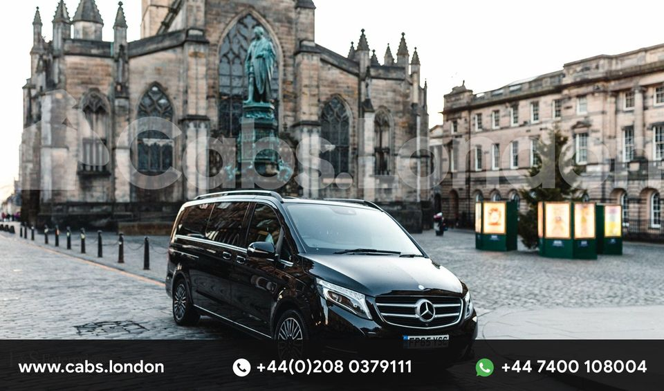 Taxi Services in London Start Offering Day Tours for Tourists After Covid-19