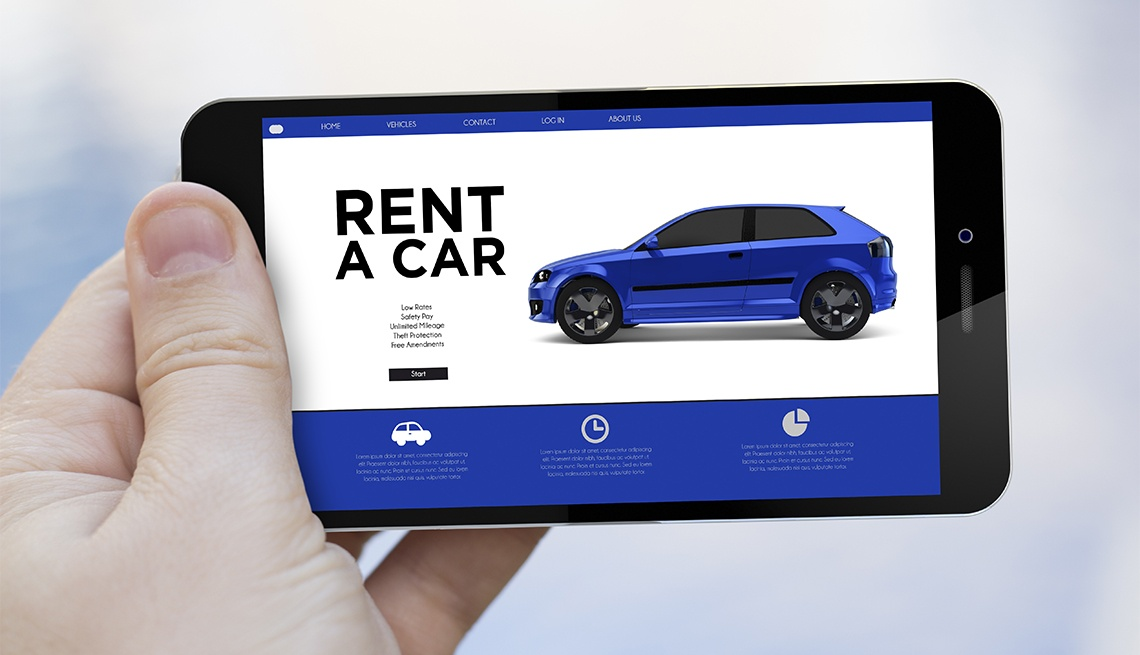 Some Important Features of Oneclickdrive Car Rental App