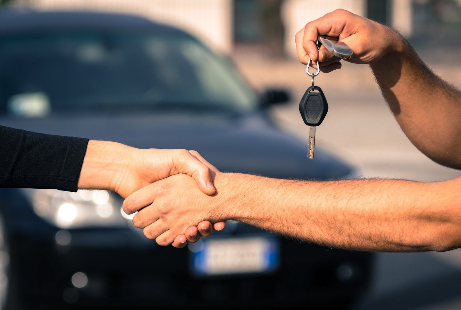 8 Steps to Finding The Right Car