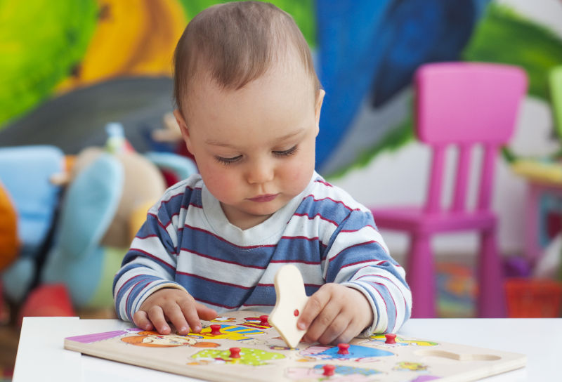 5 Advantages of Puzzles in Child's Brain Development