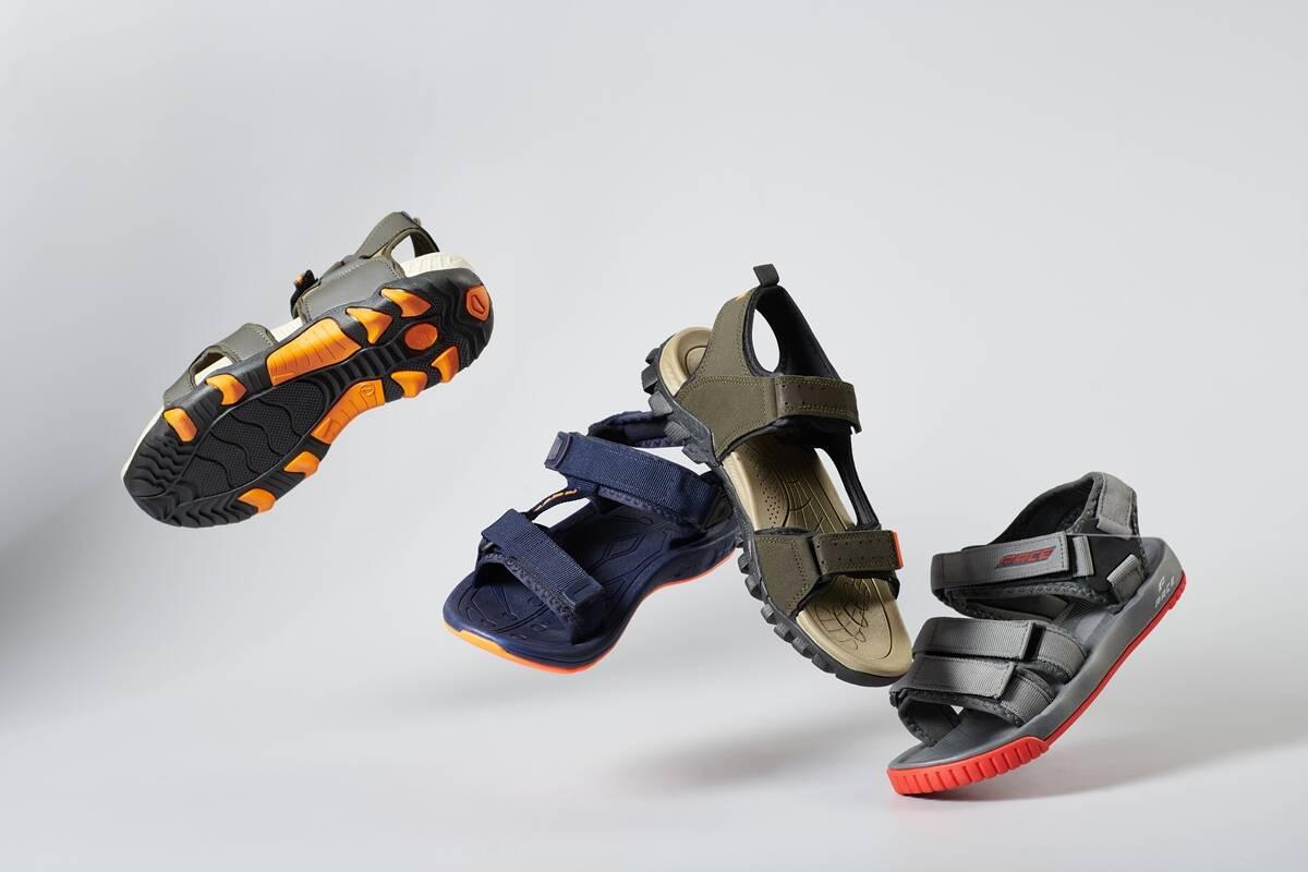 The Anatomy Of Athletic Footwear