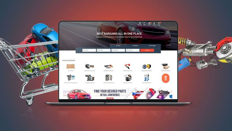 Why online auto parts stores?