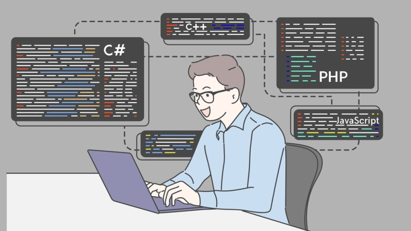 TOP 5 BACKEND LANGUAGES FOR WEB DEVELOPMENT