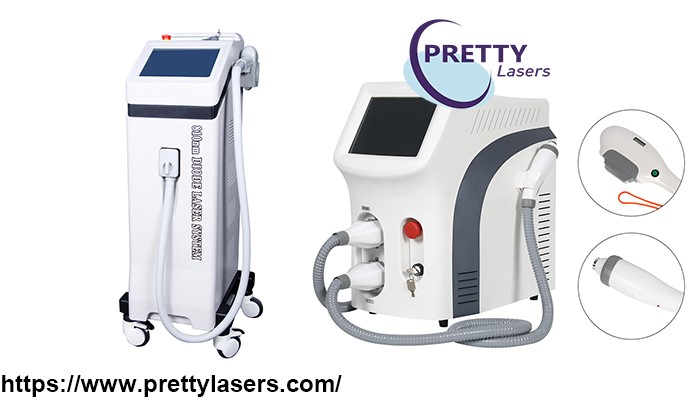 The Difference between IPL and Diode Laser Hair Removal