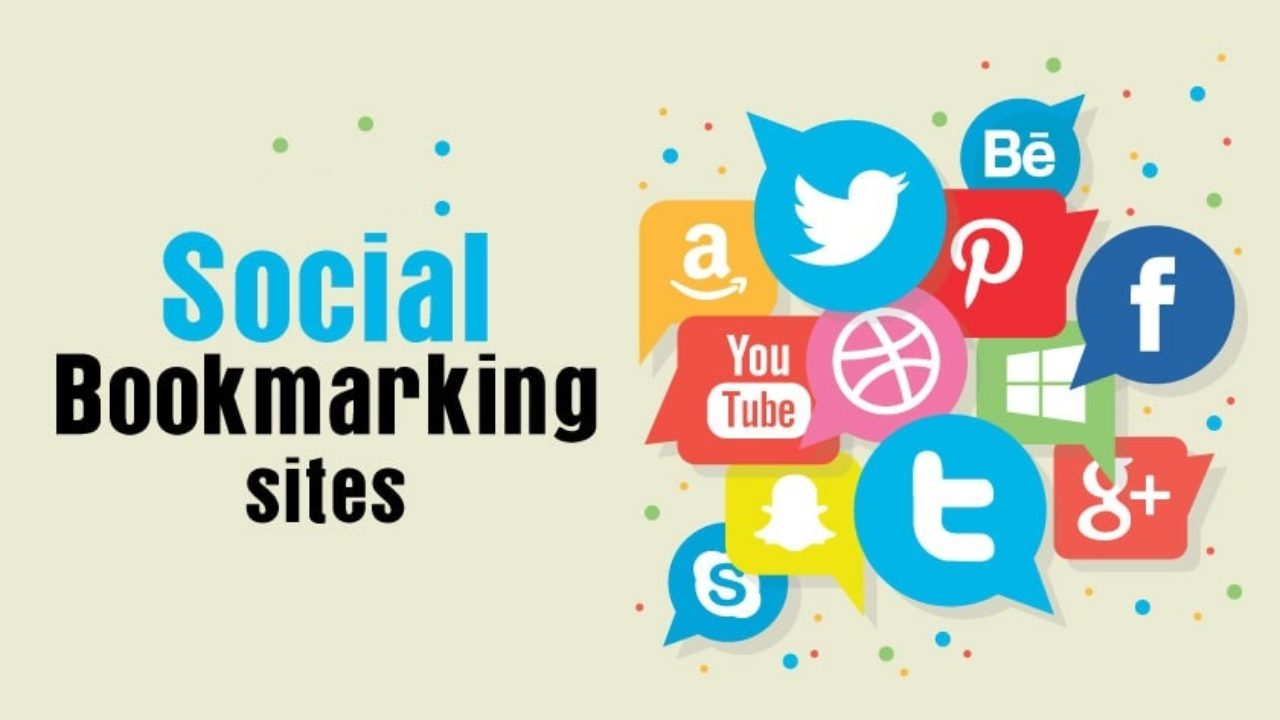 Free Dofollow Social Bookmarking Sites List