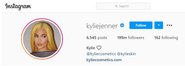 digital goals graphic instagram example