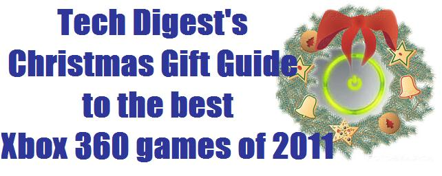 christmas gift guide best xbox 360 games of 2011  tech