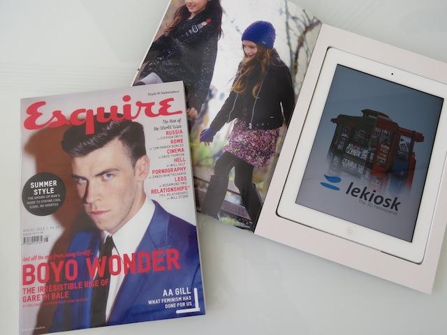 magazine lekiosk