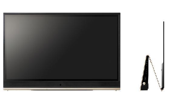 LG OLED TV angles