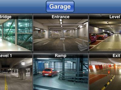 iRa Pro Security camera app