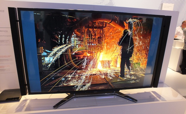 PREVIEW: Sony 84-inch 4K Bravia KD-84X9005 TV - Tech Digest