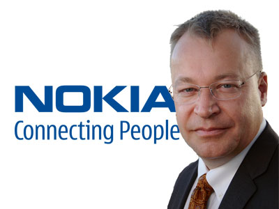 Nokia boss elop denies 19 billion microsoft buy out for Nokia ceo denies moving to android