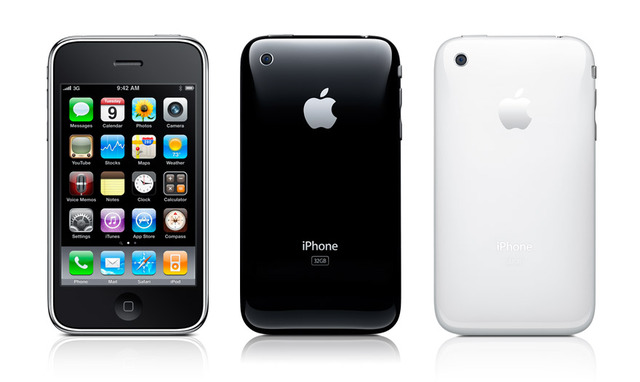 Thumbnail image for iPhone 3G S