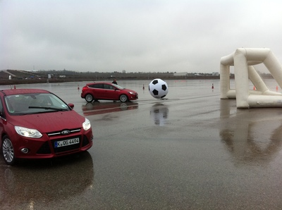 Ford Focus football