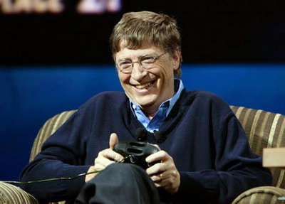 CES 2008: Is getting a plug in Bill Gates&apos