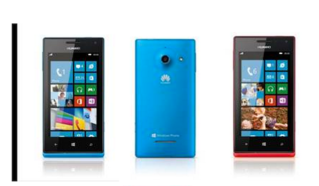 Huawei Ascend W1: Cheaper Windows Phone 8 Beginner Is Coming