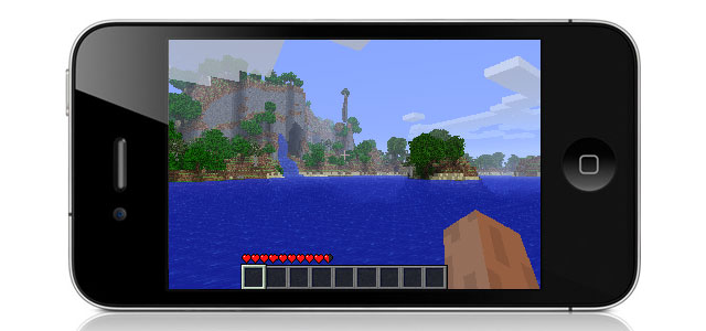 Minecraft comes to iPhone and iPad - Tech Digest