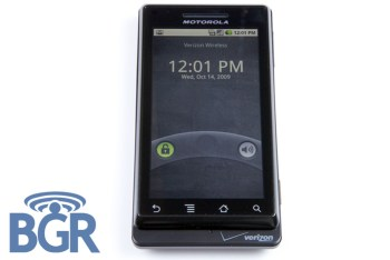 3 - Motorola for the Droid