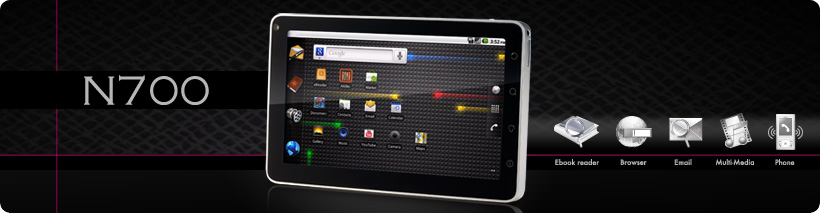 REVIEW: Linx Commtiva N700 Android tablet - Tech Digest