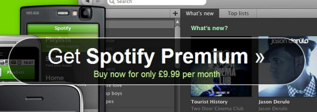 how to make music available offline on spotify