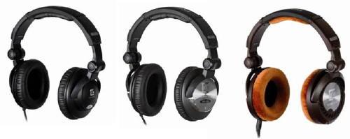 Ultrasone HFI headphones