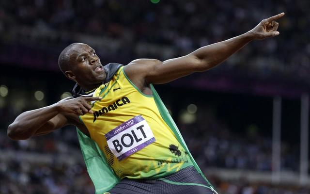 Usain Bolt breaks another world record, this time on ...
