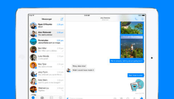 Facebook Messenger for iPhone adding voice calling and voice