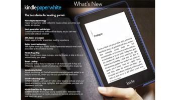Kindle Screen Blotches