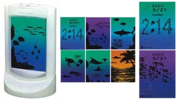 Silverfish aquarium - space age design for your goldfish - Tech Digest