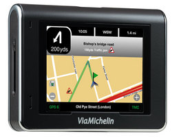 viamichelin navigation x-960