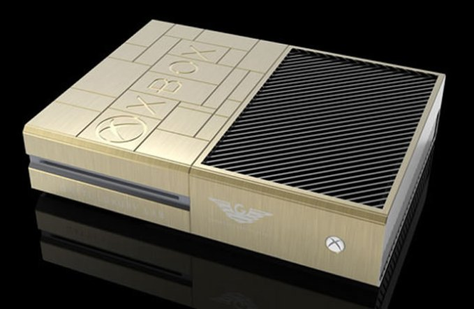 gold-plated-xbox-one