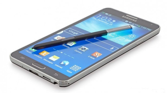 (This is the Note 4, not S6)