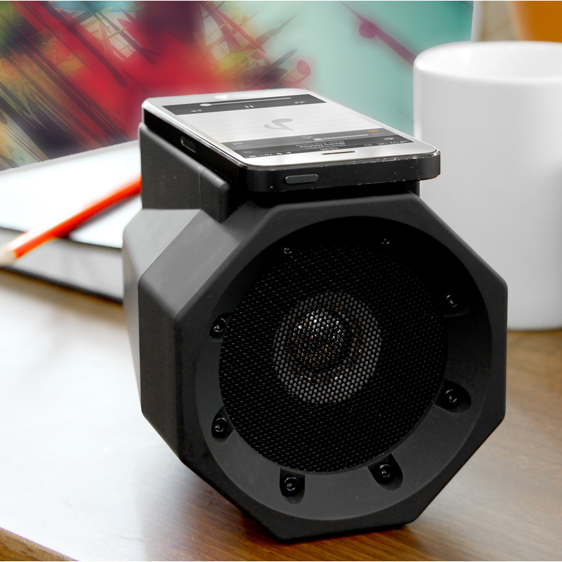 wireless touch speaker boombox