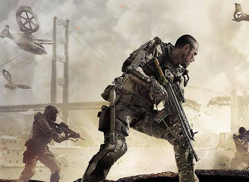 Top 10 Call of Duty: Advanced Warfare Guns - TheTopTens®