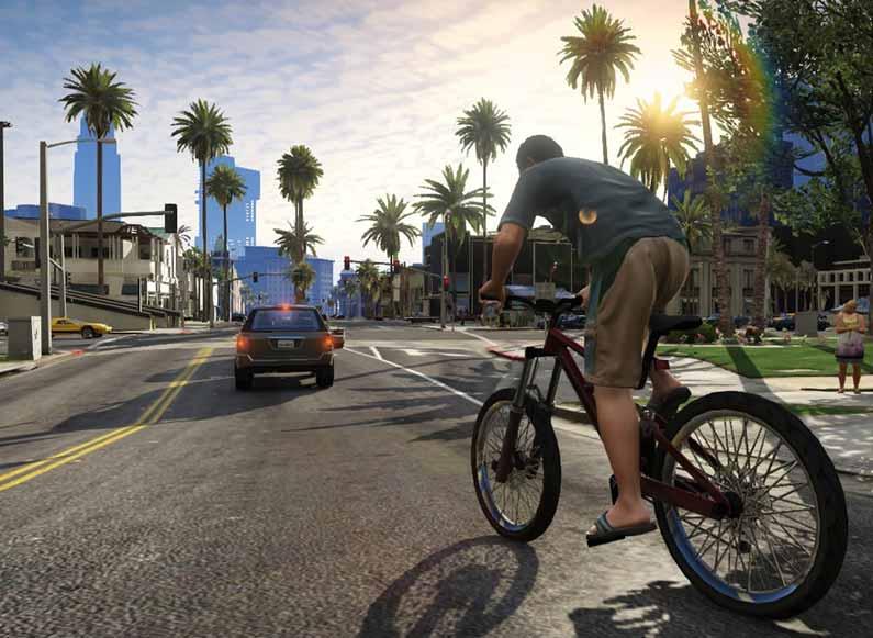 GTA-V-bike