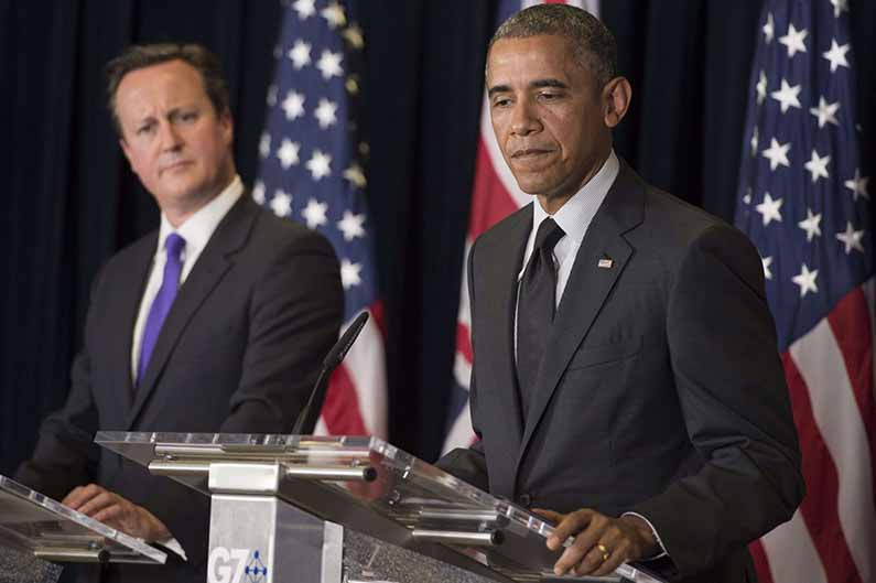 US-President-Barack-Obama-UK-Prime-Minister-David-Cameron