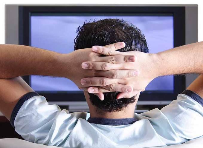 man-watching-television
