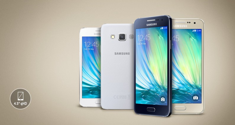 SamsungGalaxyA3