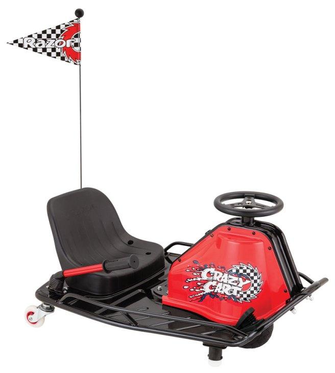 Ride-On - Razor Crazy Cart