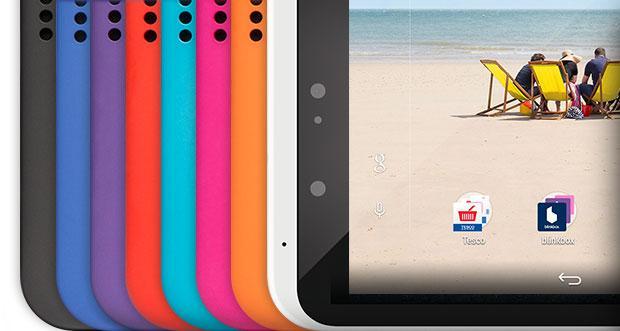 Hudl 2 vs Kindle Fire HDX comparison