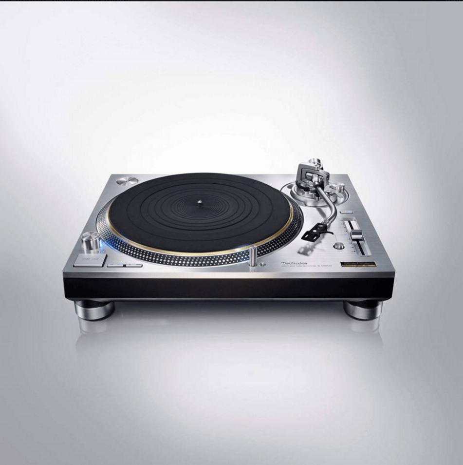 Technics 1200 turntable is due for comeback