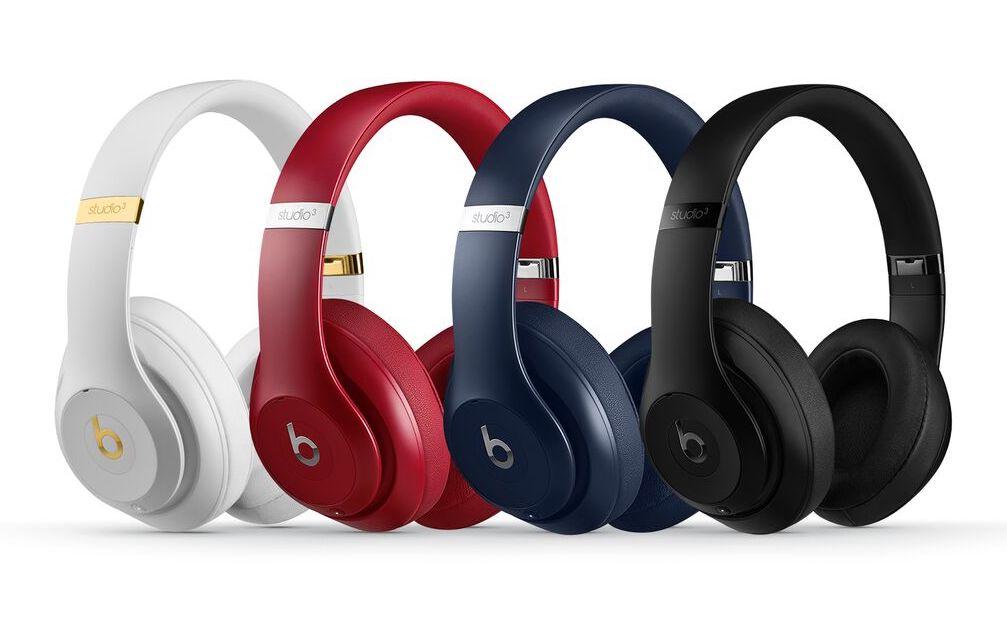 Apple launches premium Beats Studio3 Wireless headphones with W1 Bluetooth chip