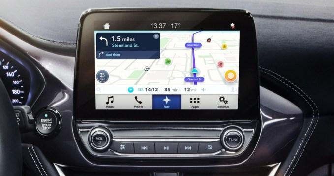 - Waze 1030x541 - CES 2018: Ford announces partnership with Waze navigation app for SYNC3