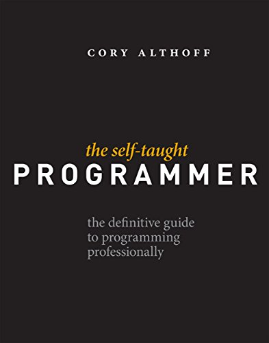 - coryalthoff - Top 5 Computer and Technology Books!