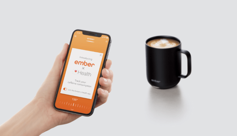 - image001 20 - Ember launches world's first temperature controlled mug for £79.95